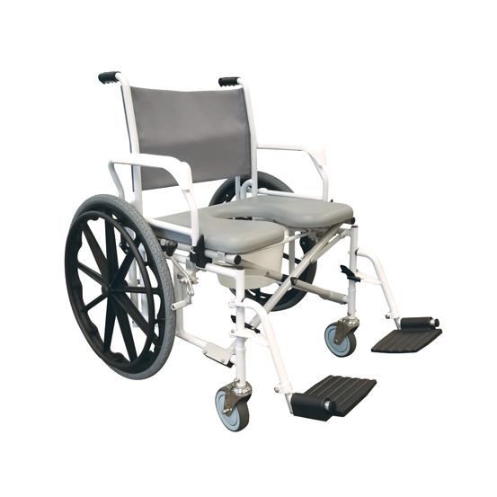 Equipment & Furnishings Bathroom Safety Commode Shower Chairs - S990 - Bariatric Commode Shower Chairs S990 S990