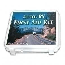 Or & Surgery Wound Care First Aid Kits - 911-98500-17211 - Auto/rv 39 Piece First Aid Kit 911-98500-17211