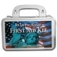 Or & Surgery Wound Care First Aid Kits - 911-97300-17321 - Ready Basic First Aid Kit 911-97300-17321