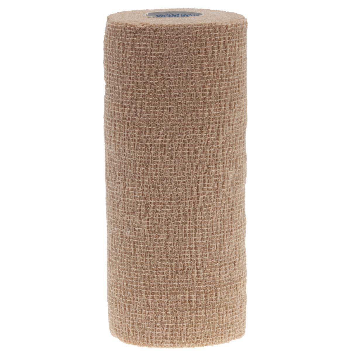 Or & Surgery Wound Care Bandages Cohesive Elastic Bandages - Dynj089006 - Bandage Foam Coflex Lf2 6x5yd Sterile DYNJ089006
