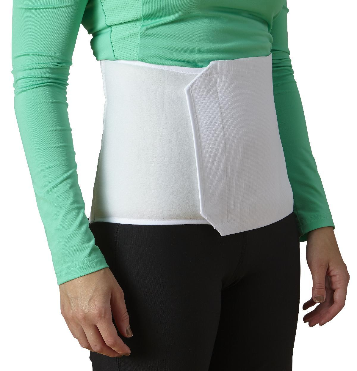 Therapy & Fitness Orthopedic Soft Goods Abdominal Binders & Ribs Belts - Mds169028 - Binder Abdominal Unisize 46-62 12 MDS169028
