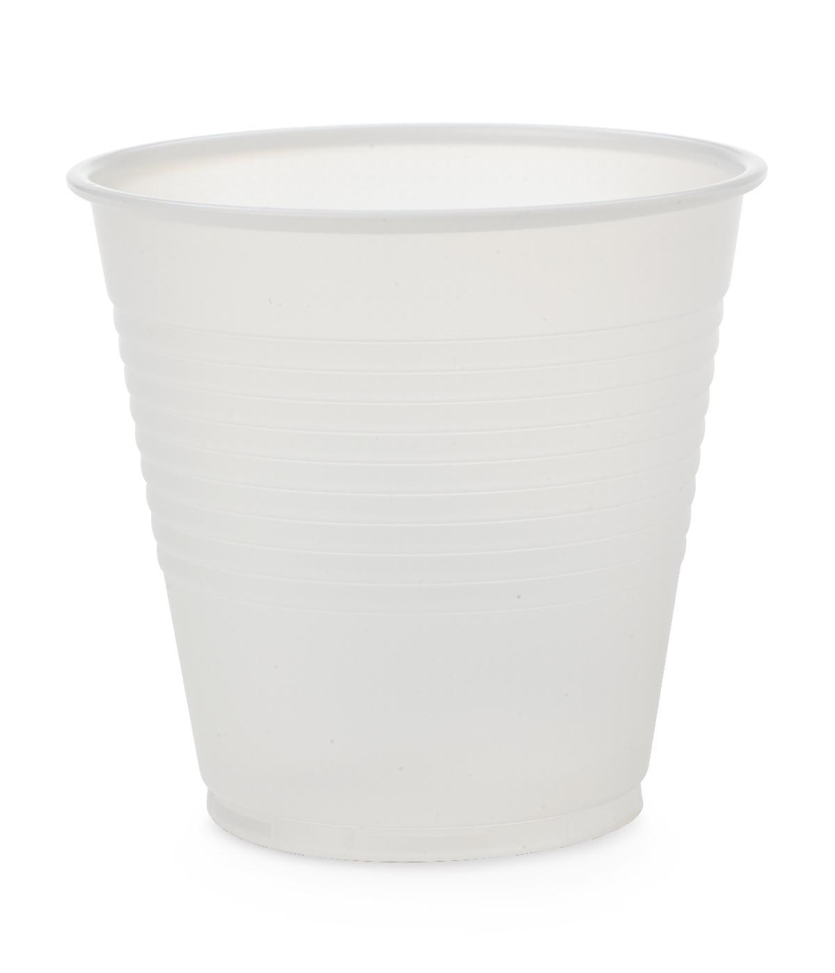 Cup Plastic 5 Oz Translucent - Non03005 - Food Service Drinking Cups Glasses NON03005