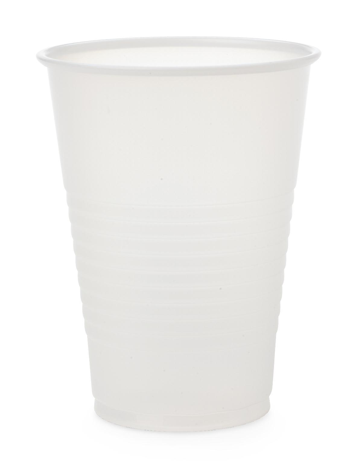 Cup Plastic 7 Oz Translucent - Non03007 - Food Service Drinking Cups Glasses NON03007