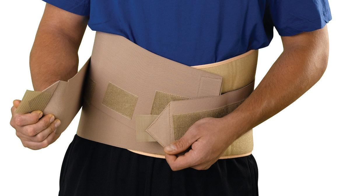 Back Support Elastic Univ Ea - Ort22000 - Patient Therapy Rehabilitation Orthopedic Soft Goods Supports ORT22000